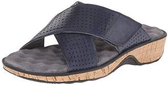 SoftWalk Women's Bozeman Slide Sandal
