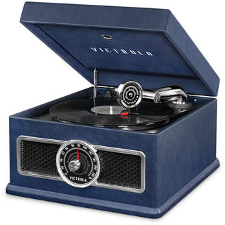 Christian Dior Victrola Madison 5-in-1 Nostalgic Bluetooth Record Player with Cd, Radio, Record Storage and 3-Speed Turntable
