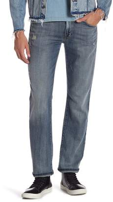Fidelity Jimmy Tailored Slim Distressed Jeans