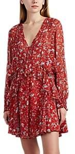 IRO Women's Beaumont Floral Georgette Dress