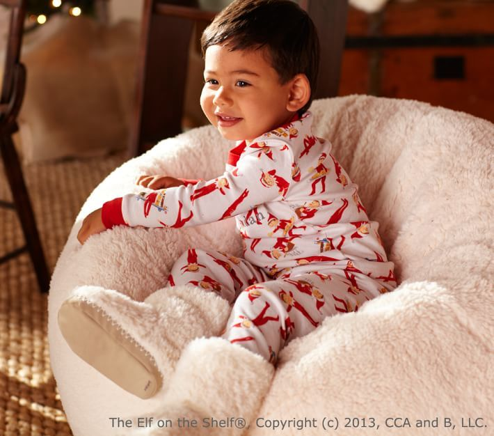 The Elf on the Shelf(R) Pajamas Size 2T 5