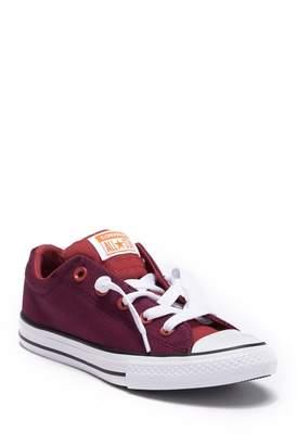Converse Street Slip Lace-up Sneaker (Little Kid   Big ... a028b9c64ae3e