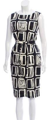 Marimekko Printed Shift Dress w/ Tags