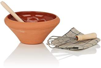 Maileg Utensils & Mixing Bowl Set