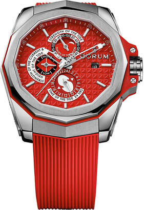 Corum 27710104F376AR12 Admiral's cup ac-one 45 tides titanium watch