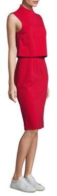 Diane von Furstenberg Tali Popover Dress $328 thestylecure.com