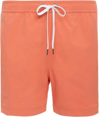 Onia Charles Solid Stretch Swim Trunks