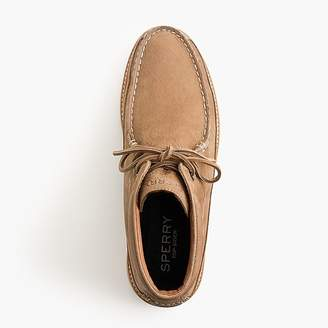 J.Crew Sperry® for moccasin boots