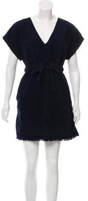 Chanel Short Sleeve Mini Dress w/ Tags