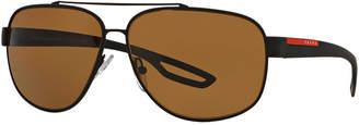 Prada Linea Rossa Sunglasses, Ps 58QS