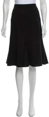 Emilio Pucci Knee-Length Skirt Black Knee-Length Skirt