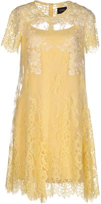 NOTTE BY MARCHESA Knee-length dresses $749 thestylecure.com