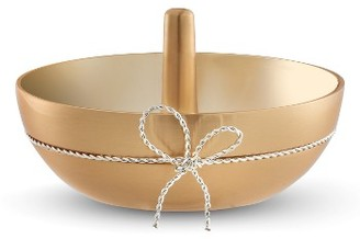 Vera Wang Love Knots Ring Holder - Metallic $60 thestylecure.com