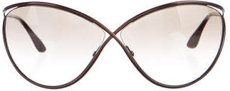 Tom Ford Tom Ford Narcissa Metal Sunglasses w/ Tags