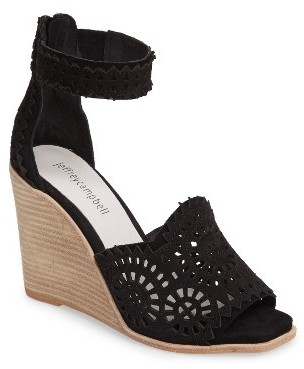 Women's Jeffrey Campbell Del Sol Wedge Sandal $144.95 thestylecure.com