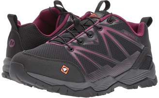 Merrell Work Fullbench SR Women's Lace up casual Shoes