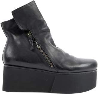 Cinzia Araia Leather boots