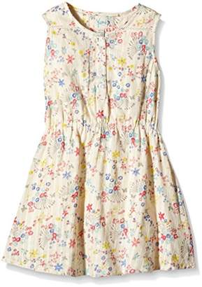 Yumi Girl's Confetti Floral Dress (Multi-Colour) Dress,(Manufacturer Size:13/14 Years)