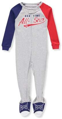 Carter's Boys' 1-Piece Footed Pajamas