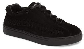 Hip And Bone Leather Wire Sneaker