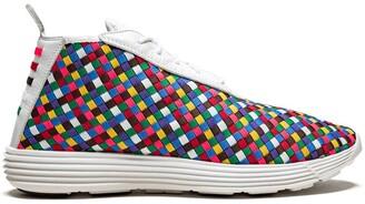 Nike lunar chukka woven+ sneakers