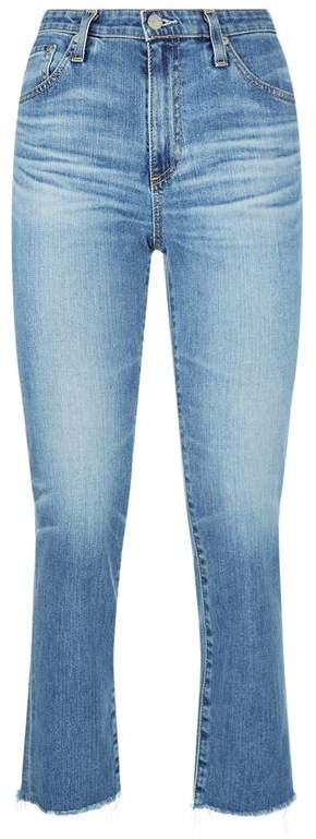 Isabelle Straight Girlfriend Jeans