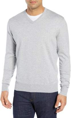 Peter Millar Crown Regular Fit V-Neck Sweater