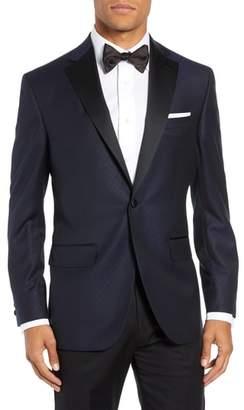 David Donahue Reed Wool Dinner Jacket