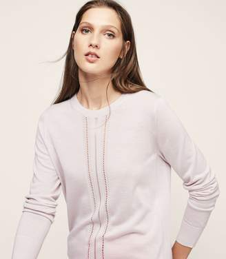 Reiss Serena Crew-Neck Jumper