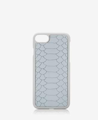 GiGi New York Iphone 7 Hard-Shell Case In Ice Embossed Python