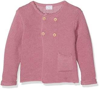 NECK & NECK Baby Girls' Chaqueta Trico Fantasia Bebe-16I11503.36 Maternity Jacket,12M