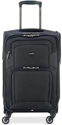 """Delsey Opti-Max 21"""" Expandable 4-Wheel Carry-On Spinner Suitcase, Created for Macy's"""