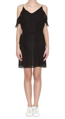 Michael Kors Off-shoulder Dress