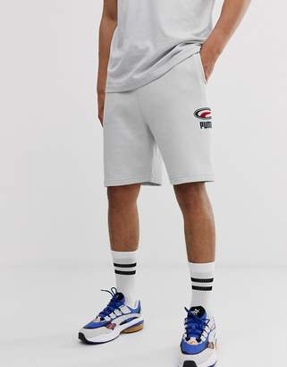 Puma Cell Pack shorts in gray