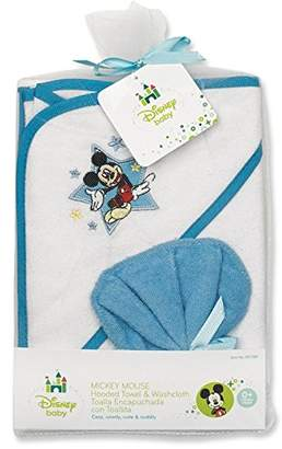 Disney Mickey Mouse Hooded Towel Gift Set