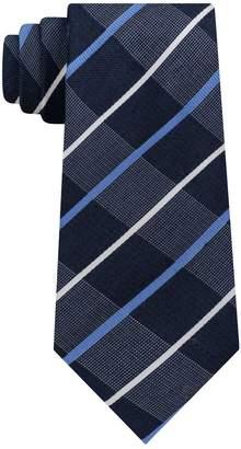 Marc Anthony Men's Confident Checked Tie