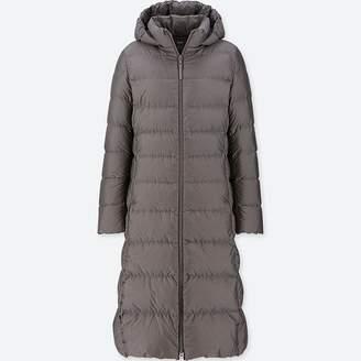 Uniqlo WOMEN Ultra Light Down Long Coat