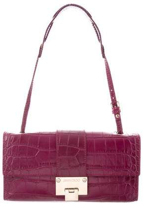 Jimmy Choo Embossed Leather Bag