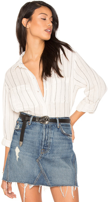 Sanctuary The Steady Boyfriend Shirt $79 thestylecure.com