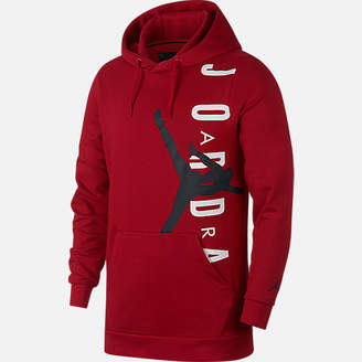 Nike Men's Jordan Jumpman HBR Fleece Hoodie