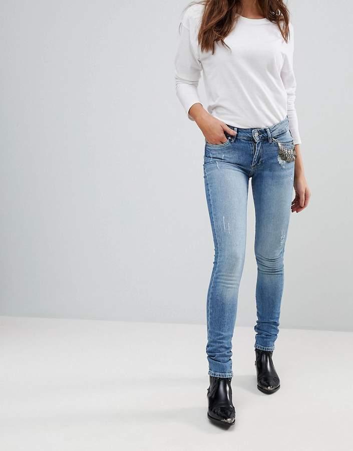 – Blue Soul – Schmale Jeans