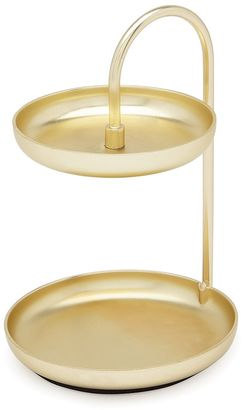 Umbra Poise 2-Tier Ring Dish $10 thestylecure.com