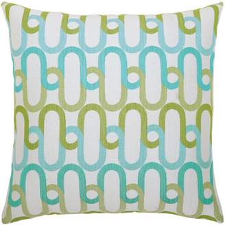 Elaine Smith Poolside Link Indoor/Outdoor Accent Pillow