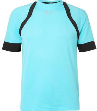 Under Armour Hexdelta Heatgear T-Shirt