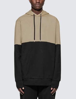 Public School Rufflo Color Blocked Hoodie