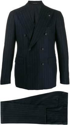 Tagliatore double-breasted two-piece suit