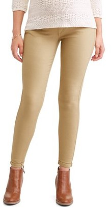 6fbe03f49dd6b Oh! Mamma Maternity Full Panel Skinny Boyfriend Pant with 5 Pockets --  Available in