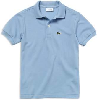Lacoste Boys' Classic Pique Polo