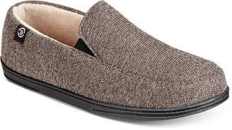 Isotoner Signature Isotoner Men's Moccasin Slippers With Memory Foam