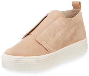 Dolce Vita Tara Suede Mid-Top Sneakers